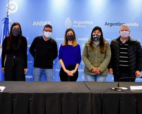 convenio ANSES cooperativa trabajo y dignidad
